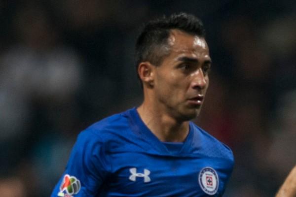 Rafael Baca, mediocampista de Cruz Azul. Foto: Cuartoscuro