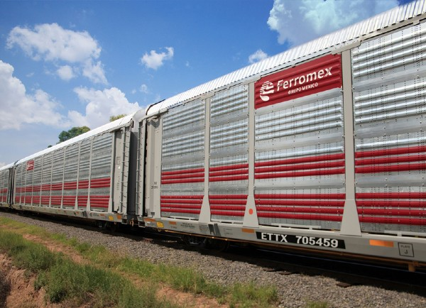 Ferromex tiene participación en Estados Unidos. Foto: ferromex.com