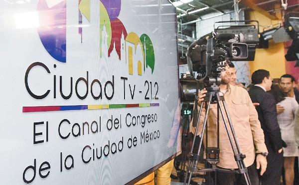 El Canal del Congreso es un medio de comunicación de carácter público, dependiente del Congreso de la Unión de los Estados Unidos Mexicanos. Foto: Cuartoscuro