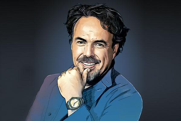 Fue el primer latinoamericano en ser Presidente de Jurado de Cannes en 2019. Fotoarte: Allan G. Ramírez.