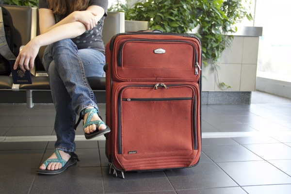 cuidar tu equipaje