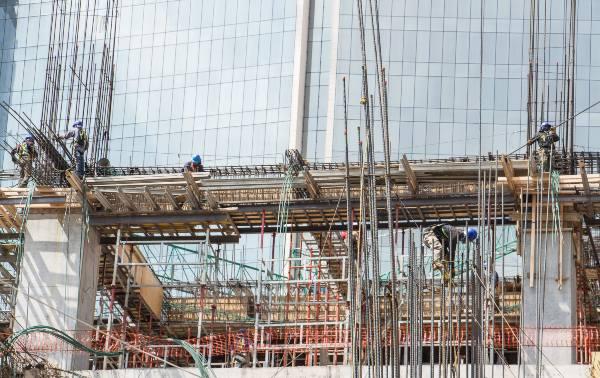 La construcción enfrenta su menor nivel de inversión en la historia. Foto: CUARTOSCURO