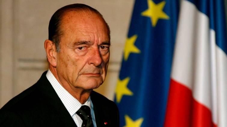 Jacques Chirac. Foto: EFE