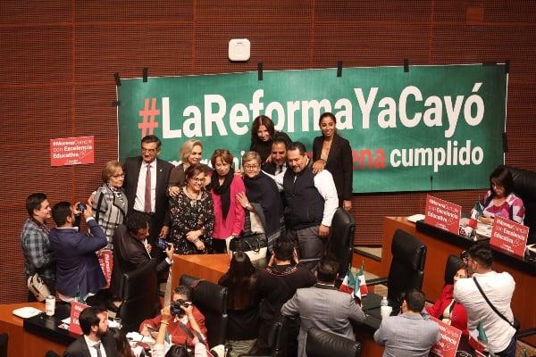 El Senado avaló con mayoría de Morena y sus aliados. Foto: Cuartoscuro