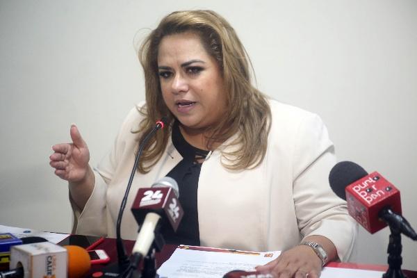 Diputada local del Partido del Trabajo, Tania Valentina Rodríguez Ruiz FOTO:CUARTOSCURO