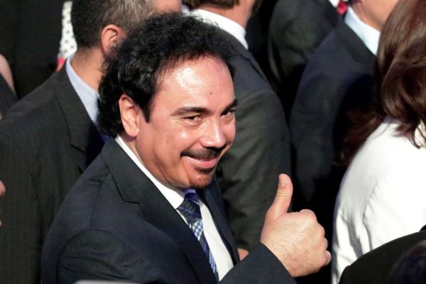 El exfutbolista mexicano Hugo Sánchez. Foto: Cuartoscuro