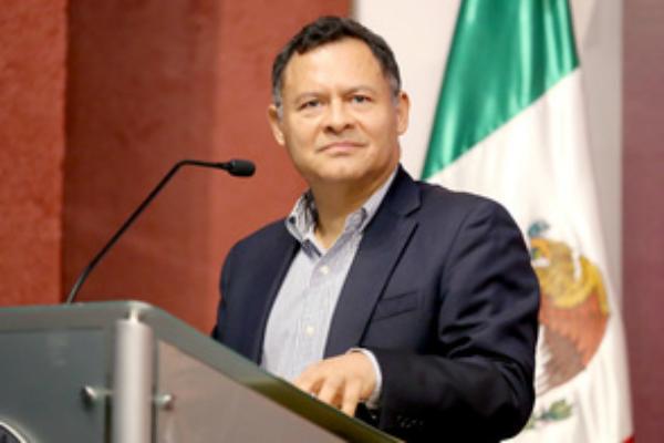 Ernesto Acevedo Fernández, subsecretario de industria y comercio de la SE. Foto: Especial.