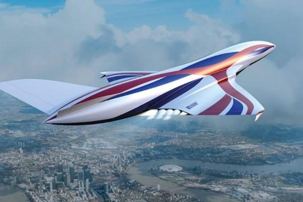 El avión hipersónico estaría en funciones para el 2030. Facebook: Reaction Engines