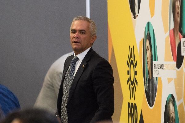 Miguel Ángel Mancera PRD Reforma Educativa Senado de la República