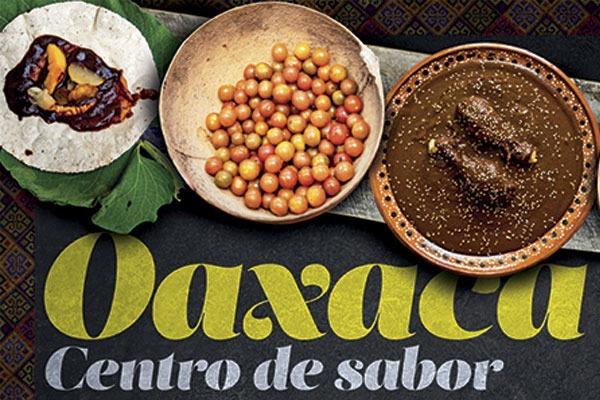 Más de 200 platillos se presentaron en el Tercer Encuentro de Cocineras Tradicionales. Foto: Especial
