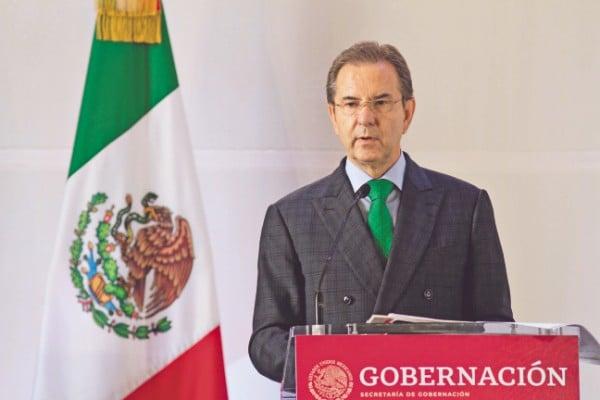 El secretario de Educación, Esteban Moctezuma, dijo que habrá transparencia. Foto: Especial