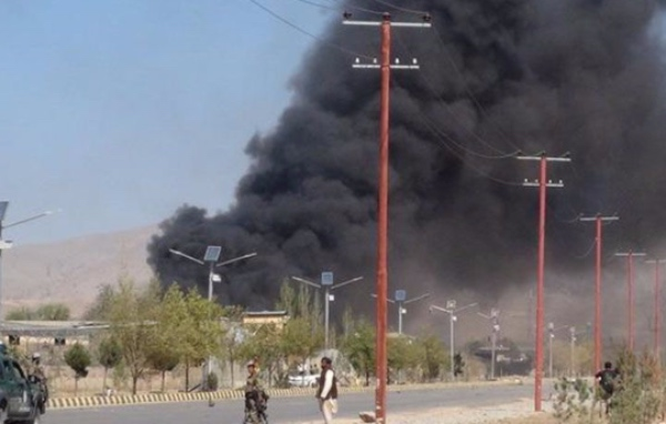 Hoy se efectúa la cuarta jornada electoral desde la caída del régimen talibán en 2001. FOTO: Especial