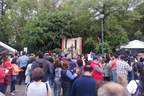homenaje_José_José_Clavería_Azcapotzalco