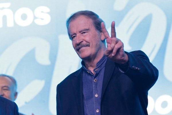 El expresidente de México. Foto: Notimex