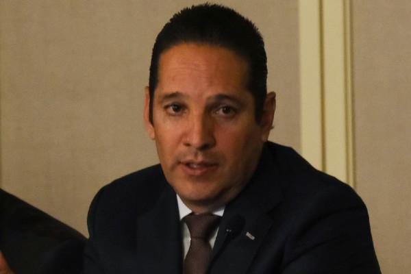 Francisco Domínguez Servien, presidente de CONAGO y Gobernador Constitucional del Estado de Quéretaro. Foto: Cuartoscuro