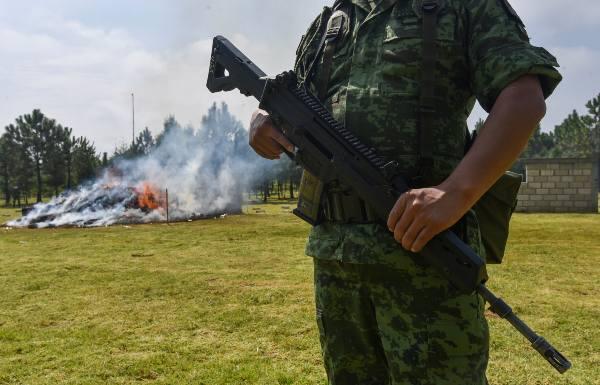8 grupos de la delincuencia están tomando fuerza en la República. Foto: CUARTOSCURO