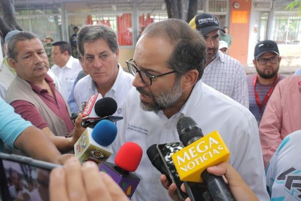 José Ignacio Peralta Sánchez, gobernador de Colima. Foto: Especial