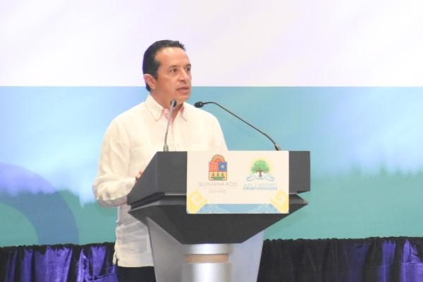 Carlos Joaquín, gobernador de Quintana Roo. Foto: Cuartoscuro