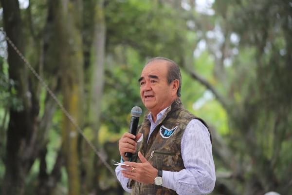Maurilio Hernández,  presidente de la Junta de Coordinación Política del Congreso Local. Foto: Especial