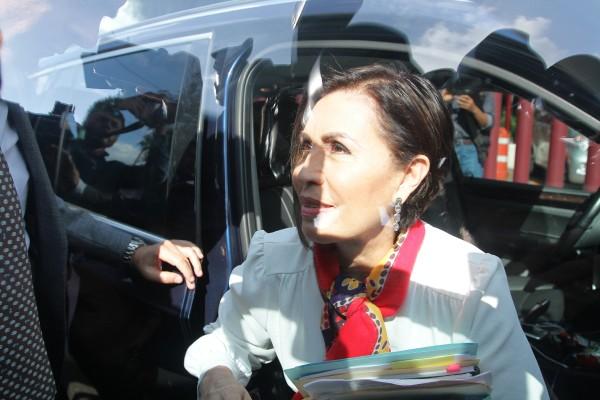 la dependencia acreditó que Robles sólo ha tramitado una licencia de conducir con domicilio en Coyoacán. Notimex
