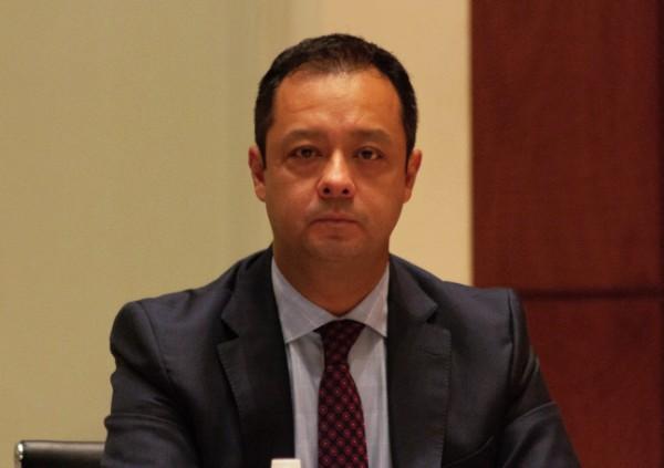 Gabriel Yorio, subsecretario de Hacienda y Crédito Público. Foto: Cuartoscuro
