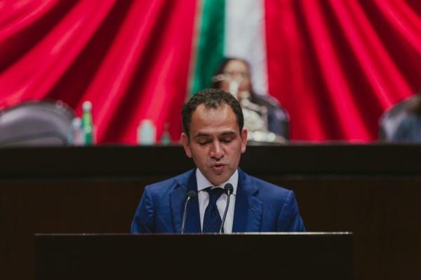 Arturo Herrera, secretario de Hacienda y Crédito Público (SHCP). Foto @hacienda_mexico