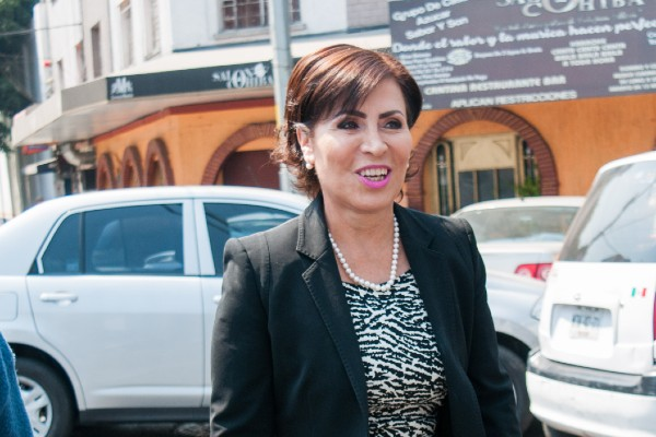 Rosario Robles Berlanga fue acusada por desvíos de recursos cuando era titular de la SEDESOL. Foto: Cuartoscuro