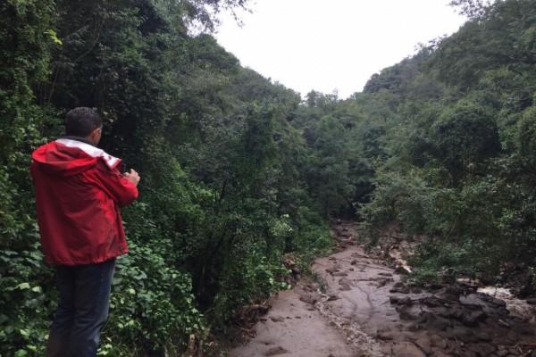 Se declara como zona de desastre a los municipios de Armería, Manzanillo, Minatitlán y Tecomán del Estado de Colima. Foto: Cuartoscuro