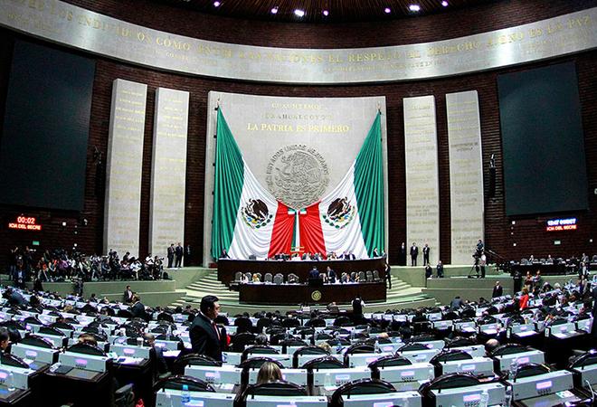 El dictamen se votó en sus términos y luego se envió al pleno para su discusión y aprobación. Foto: Cuartoscuro
