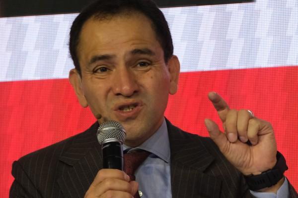 Arturo Herrera, titular de la Secretaría de Hacienda y Crédito Público. Foto: Cuartoscuro