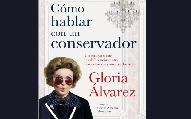 Necesitamos políticos con decisión a la hora de gobernar: Gloria Álvarez