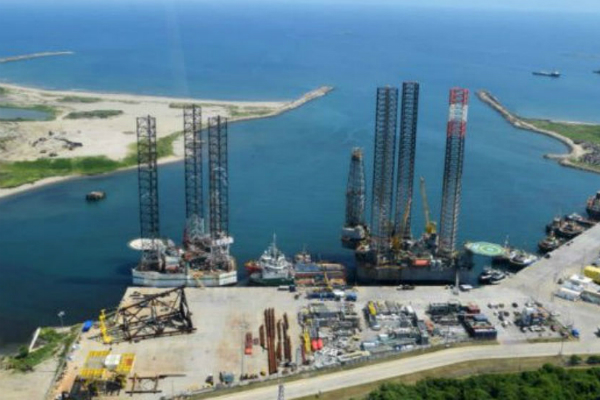 La construcción se lleva a cabo en Tabasco. Foto: Especial.
