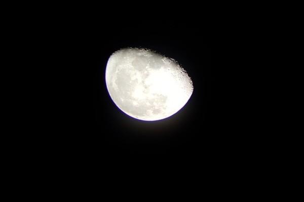 La superluna de octubre es una de las más recordadas en el año. Pixabay