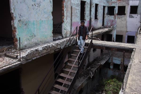 Cada uno de los planes a considerar debe garantizar la no expulsión de la población residente. Foto: CUARTOSCURO