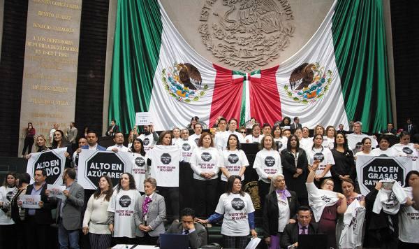 Se aprobó en lo general con 458 votos a favor, cero en contra y dos abstenciones. Foto: CUARTOSCURO