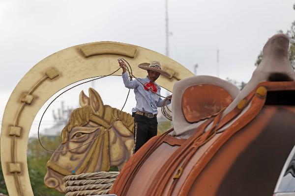 Encuentro Internacional del Mariachi y la Charrería. FOTO: FERNANDO CARRANZA GARCIA / MILENIO DIARIO JALISCO.