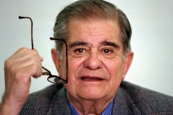 El historiados falleció a los 93 años de edad. Foto: Especial.