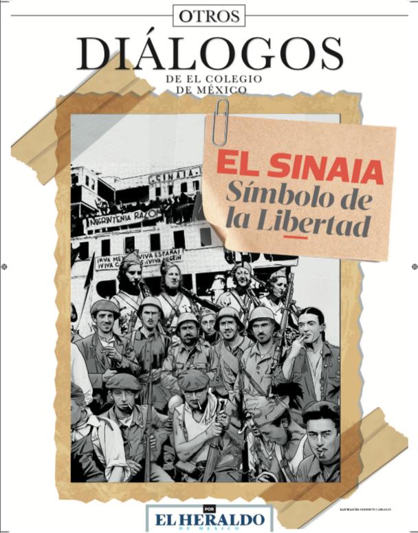A 80 años de la llegada del SINAIA.