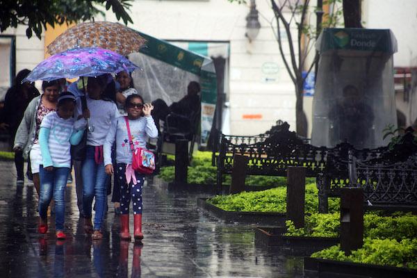 lluvias mexico clima jueves 3 de octubre 2019
