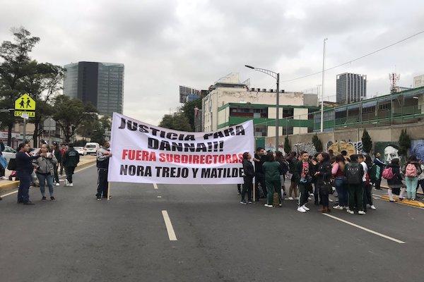 avenida chapultepec bloqueopadres familia
