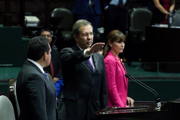 Esteban Moctezuma Barragán, secretario de Educación Pública. Foto: Cuartoscuro