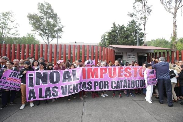 impuesto catálogo venta PRI El Heraldo Radio Cynthia López Castro