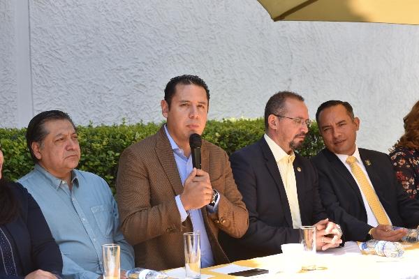Ángel Avila SCJN PRD renuncia Molina Mora