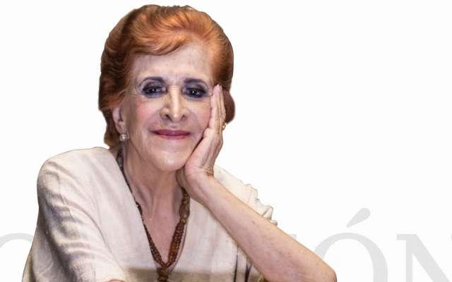 Chepina Peralta/ Columnista de El Heraldo de México/ Columna Con Chepina