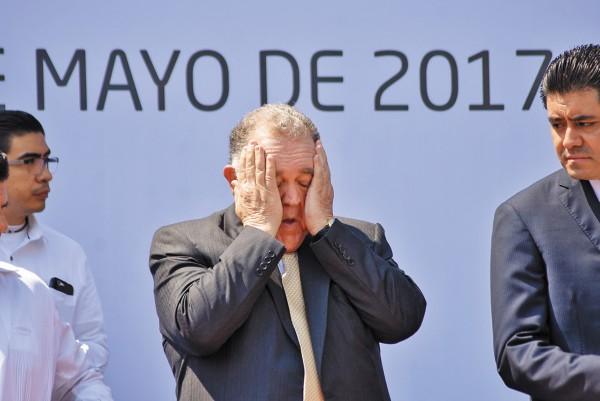 INQUIETO. Edel Álvarez Peña termina su trienio este año. Foto: Especial