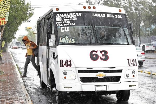 Debaten imponer 5 años de cárcel sin derecho a fianza a los asaltantes del transporte. Foto: Enfoque