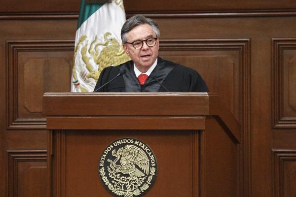 Ministro Eduardo Medina Mora FOTO:CUARTOSCURO