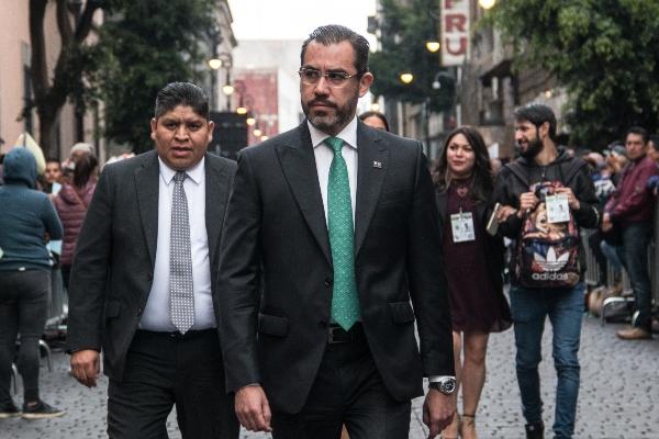 Jesús Orta renuncia a la SSC_CDMX. Foto: Cuartoscuro