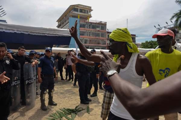 Africanos_enfrentamiento
