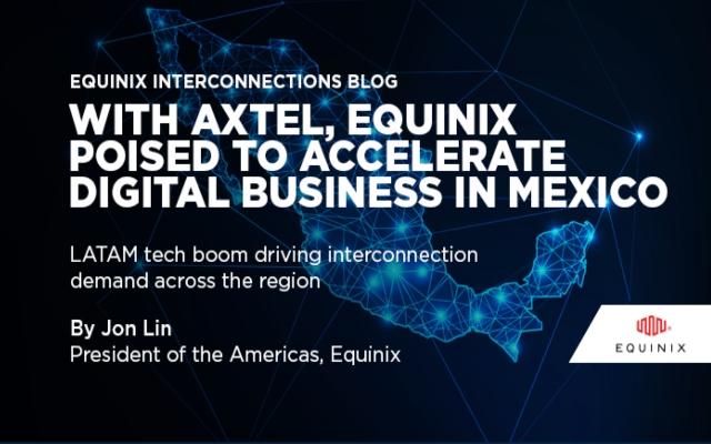 Axtel vendió tres centros de datos a Equinix